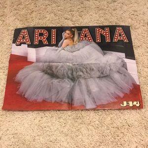 Ariana Grande/Monsta X Foldout Poster